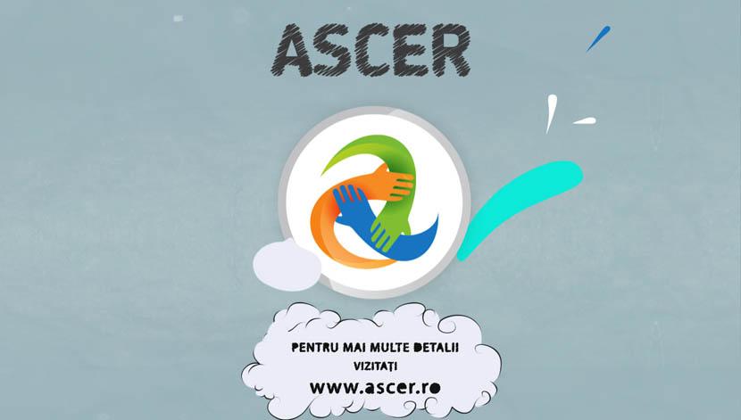 ASCER Web Ad